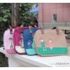 South Korea stationery SV13292 garden girl Square Shopping Bag / Handbag / Home Furnishing products