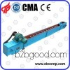 Screw conveyor of high efficiency transportation equipment for metallurgy