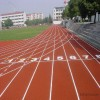 Safety and environmental protection, inexpensive composite plastic runway material