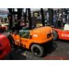 2.5 tons of diesel forklift equipment