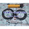Shanghai old friends of the hydraulic tool double loop injection plastic gun with pressure sealing e