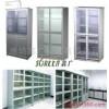 Laboratory instrument cabinet