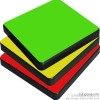 Jiali Fu large supply of melamine in conventional 12mm quality waterproof compact panel