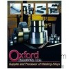 Oxford American welding materials, stainless steel flux cored wire, E385T1 stainless steel flux core