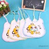 The little monkey towel Cotton Bib Bib newborn slobber Bib baby products factory direct printing