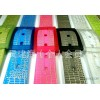 Italy TPE environmental protection belt fashion printing silicone belt embossed plastic belt for chi