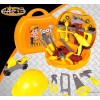 The children toy safety cap wrench drill repair kit boy play suit cosplay