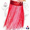 Belly dance clothing tribal belly dance belt chain tassel special wholesale long tassel belt