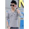 Men's T-shirt wholesale clothing season foreign trade clothing wholesale cheap jeans jeans