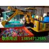 供应 操作简单质量保障的【大型儿童玩具#儿童挖掘机】
