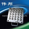 High precision rubber mold rubber mold manufacturing silicone rubber fluorine rubber O type circle a