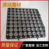Factory direct selling plastic drainage plate Green PE drainage plate coil plastic building material