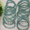Hubei ore Turquoise bracelets / bracelet natural turquoise bracelets optimization accessories beads