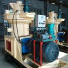 Straw sawdust wood pellet machine production line of 35 tons / hour bio energy granulating drying fa