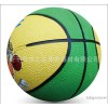 Ball supplies wholesale wholesale rubber basketball color grain basketball 3rd child dedicated baske