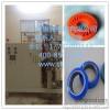 إنتاج الجلود ورقة بكرة آلات ورقة البولي يوريثين الأسطوانة خط انتاج المعدات