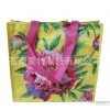 Manufacturer of high quality and exquisite advertising promotional hand woven bag waterproof woven