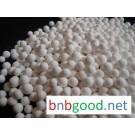 3-5mm活性氧化铝 吸附剂 除氟活性氧化铝球干燥剂