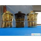 Copper chemical polishing fluid for metal processing aids