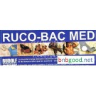 Professional Rudolf antibacterial and anti mite agent RuCo - BAC with antibacterial agent antibacte