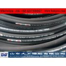 "EN853 high pressure hose steel wire braid hose 1/4""-2"""