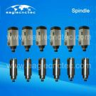 VFD Spindle Motor High Speed CNC Router Spindle Attachment