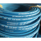 Wire braided/spiral hydraulic rubber hose