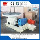 Disc feeder for quarry and mining
