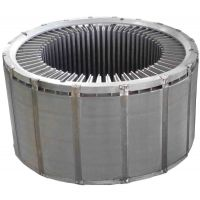 stator and rotor core for explosion-proof electric motor