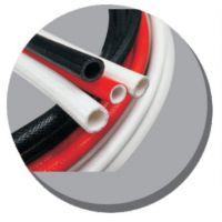硅橡胶玻璃纤维套管(纤维外橡胶内)